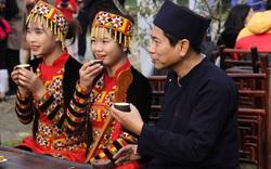 Đón Tết, vui xuân cùng đồng bào các dân tộc thiểu số tại Thủ đô Hà Nội
