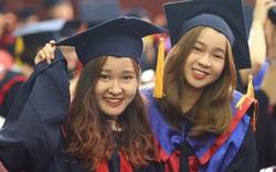 Sinh viên song bằng Khoa Quốc tế - ĐH Quốc gia Hà Nội trúng tuyển từ năm 2020, tốt nghiệp được cấp 2 bằng đại học