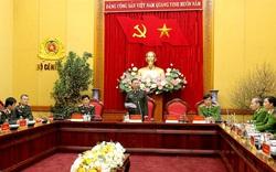 Bộ trưởng Tô Lâm: Thực hiện nghiêm cao điểm tấn công trấn áp tội phạm trong dịp Tết