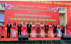 Hải Phòng, Hà Nam, Ninh Bình trưng bày báo xuân và triển lãm nghệ thuật mừng Đảng, mừng Xuân Canh Tý 2020