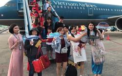 Đà Nẵng chào đón chuyến bay đầu tiên năm Canh Tý 2020