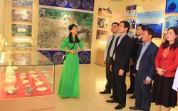 Bảo tàng tỉnh Hải Dương mở cửa trưng bày gốm sứ phục vụ du khách