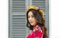 Hoa hậu Khánh Vân tiết lộ vừa mừng, vừa tủi vào dịp Tết đến