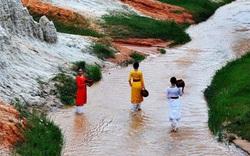 Suối Tiên đón gần 10.000 lượt khách du xuân Canh Tý
