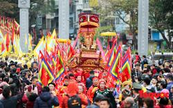 Hà Nội: Kiểm tra định kỳ, đột xuất các lễ hội từ mùng 6 tháng Giêng