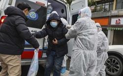 Cập nhật mới sáng 12/2: Số người tử vong do nCoV tại Trung Quốc tăng gần 100 trường hợp