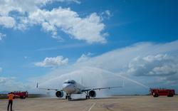 Bamboo Airways khai thác chuyến bay quốc tế đầu tiên đến Quy Nhơn – Bình Định