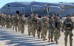 Mỹ hối hả triển khai thêm hàng nghìn lính tới Trung Đông