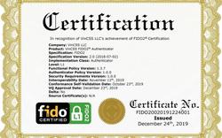 Vingroup là một trong 34 công ty đạt xác thực bảo mật FIDO2 toàn cầu