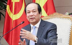 Bộ trưởng Mai Tiến Dũng: Là người phát ngôn của Chính phủ, với tôi, là một sức ép lớn