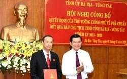 Thủ tướng quyết định nhân sự 2 địa phương