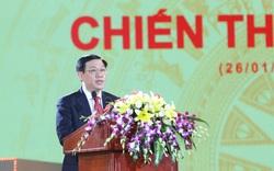 Phó Thủ tướng Vương Đình Huệ: Chiến thắng Tua Hai ghi thêm mốc son vào lịch sử đấu tranh giải phóng dân tộc