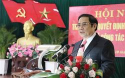 Ông Phạm Minh Chính: Học viện Chính trị quốc gia Hồ Chí Minh cần chú trọng nâng cao chất lượng đào tạo, rèn luyện tư tưởng đạo đức, lối sống cho cán bộ