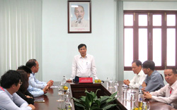 Bộ trưởng Nguyễn Ngọc Thiện thăm và làm việc với trường Đại học Văn hóa TP. Hồ Chí Minh