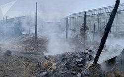Bộ Ngoại giao thông tin về vụ hỏa hoạn tại Moscow có nạn nhân là người Việt