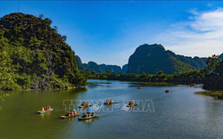 Ninh Bình đón 7,6 triệu lượt du khách năm 2019
