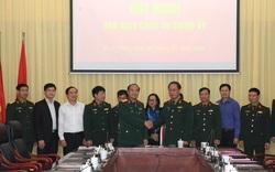 Điều động, bổ nhiệm nhân sự quân đội 2 tỉnh