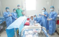 Bệnh nhi 4 tuổi bị u nguyên bào thần kinh được cứu sống nhờ ghép tế bào gốc
