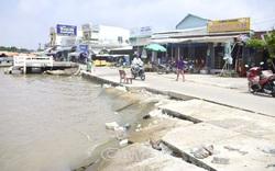 Thủ tướng yêu cầu Cà Mau cần di dời dân ra khỏi những khu vực ven sông, ven biển, có nguy cơ sạt lở cao