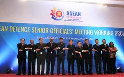 Hội nghị nhóm làm việc quan chức Quốc phòng cấp cao ASEAN diễn ra tại Đà Nẵng