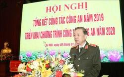 Đại tướng Tô Lâm: Ở đâu tội phạm lộng hành thì cấp trưởng nơi đó phải chịu trách nhiệm