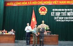 Nhân sự mới tại Phú Yên, Bắc Giang