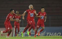 Để thua Hải Phòng 1-3, Sông Lam Nghệ An rơi vào vòng trụ hạng