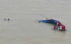 Tìm thấy thi thể ngư dân mất tích do mưa lũ