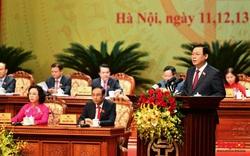 Bí thư Thành ủy Hà Nội: Toàn tâm, toàn ý xây dựng Đảng bộ thành phố Hà Nội thực sự trong sạch, vững mạnh