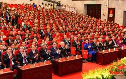 Khai mạc Đại hội đại biểu Đảng bộ thành phố Hà Nội nhiệm kỳ 2020 - 2025