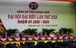 Khai mạc Đại hội đại biểu Đảng bộ tỉnh Quảng Nam lần thứ XXII