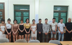 """Lào Cai: Bắt giữ 6 đôi nam nữ mở """"tiệc ma tuý"""", thác loạn tại quán karaoke A88"""