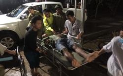 Tiếp cận, đưa được 5 người của thủy điện Rào Trăng 3 đi bệnh viện