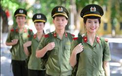 Học viện An ninh nhân dân thông báo xét tuyển bổ sung 95 chỉ tiêu