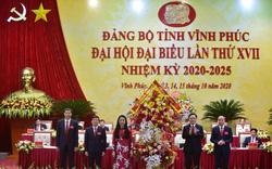 Lãnh đạo Đảng, Nhà nước dự Đại hội đại biểu Đảng bộ nhiệm kỳ 2020-2025 tại Vĩnh Phúc, Phú Yên, Đắk Lắk