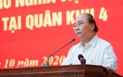 Thủ tướng: Đoàn công tác của Quân khu 4 đã dũng cảm hy sinh để cứu dân