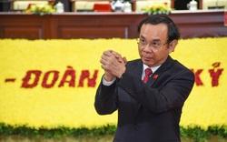 Ông Nguyễn Văn Nên đắc cử Bí thư Thành ủy TPHCM