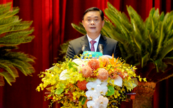Ông Thái Thanh Quý tiếp tục giữ chức Bí thư Tỉnh ủy Nghệ An