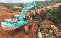 Thượng úy Công an tử vong trên đường tìm kiếm 7 người dân mất tích