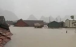 Quảng Bình tạm hoãn Đại hội đại biểu Đảng bộ tỉnh để tập trung ứng phó với mưa lũ