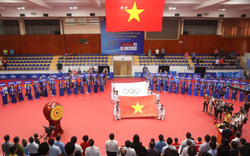 Chính thức khai mạc giải bóng bàn Cup Hội Nhà báo Việt Nam lần thứ 14 - năm 2020