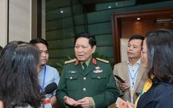 Đại tướng Ngô Xuân Lịch: Bộ Quốc phòng sẽ tạo điều kiện tốt nhất cho gia đình các quân nhân hy sinh do mưa lũ tại miền Trung vừa qua