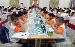 Hơn 300 kỳ thủ tham dự giải Cờ vua trẻ xuất sắc toàn quốc năm 2020