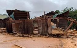 Bản làng tan hoang sau mưa lũ, chính quyền chung tay giúp người dân khắc phục