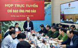 Thủ tướng: Cứu dân quan trọng nhất, không được mất cảnh giác trước bão số 9