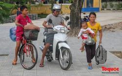 Người dân Thừa Thiên Huế gấp rút di tản tránh bão số 9