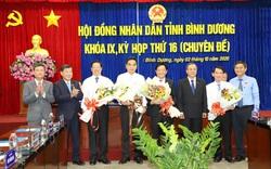 Bình Dương có tân Chủ tịch, Phó Chủ tịch UBND tỉnh