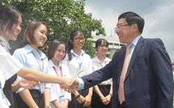 Phó Thủ tướng: Sinh viên cần trở thành