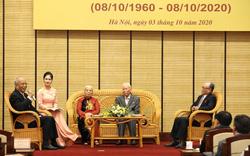 Tình nghĩa Hà Nội - Huế - Sài Gòn được xây bằng máu xương nên không gì có thể lay chuyển được
