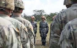 Quân đội Mỹ, Trung vừa hợp tác vừa đấu khẩu